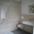 Herbenusstraat appartement D badkamer gereed
