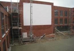 Project: 52 zorgappartementen Vivre Malberg Maastricht