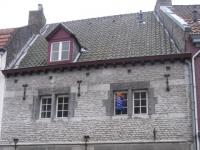 Pand Brusselsestraat 121 Maastricht Bouwjaar ca. 1700